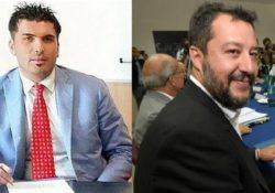 """SAN POTITO SANNITICO. Matteo Salvini a Castel Volturno, Pascarella del PD: """"L'ennesima presa in giro da parte della Lega nord per il nostro territorio, solo bugie""""."""