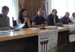 Torrecuso. Vinestate, dal 29 agosto all'1 settembre patria del vino sannita: evento presentato alla Camera di Commercio sannita.