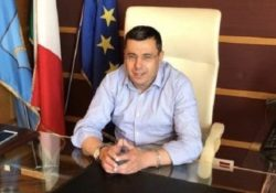 """CIORLANO / CASERTA. Il sindaco Mauro Di Stefano è il nuovo vicepresidente della Provincia di Caserta: """"motivo di grande soddisfazione per me che condivido con tutti quelli che mi hanno sostenuto""""."""
