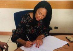 Caserta / Provincia. Palmeri, al Ministero del Lavoro per proroga della cassa integrazione per riorganizzazione aziendale.