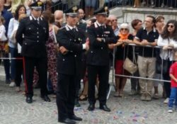 Cerreto Sannita. Cambio al vertice del Comando Stazione Carabinieri: lascia il comandante Francesco Ceccaroni.