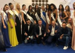 Montesarchio. Concorso di bellezza internazionale Miss Grand International, eletta una 18enne di Recale: finale mondiale il 25 ottobre a Caracas, capitale del Venezuela.