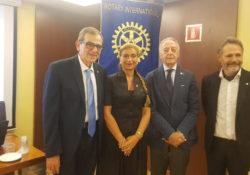 """Caserta / Provincia. Rotary Club """"Luigi Vanvitelli"""": incontro sulle nuove generzioni con il Past Governor Luciano Lucania."""