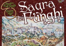 SAN POTITO SANNITICO / CUSANO MUTRI. Sagra dei Funghi, 41° edizione: conferenza stampa di presentazione al Parco Regionale del Matese.