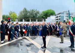 CAIAZZO / RAVISCANINA / GIOIA SANNITICA. La giornata dedicata all'Unità nazionale e alle Forze Armate: le commemorazioni.