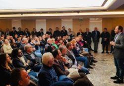 """Caserta / Provincia. Gianpiero Zinzi da """"Cambiamo"""" di Toti alla Lega di Salvini: il movimento ne prende atto e gli formula i migliori auguri."""