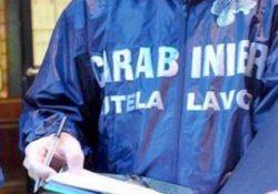 Venafro. Programma anti caporalato dei Carabinieri dell'Ispettorato del lavoro: sanzionato titolare di un esercizio pubblico.