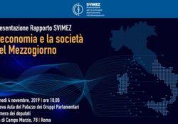 """Caserta / Provincia. Rapporto Svimez, Zinzi: """"L'Italia senza il sud non cresce, governo si svegli""""."""