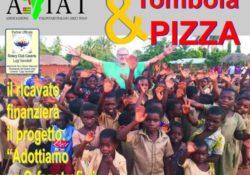 """PONTELATONE. """"Adottiamo un orfanotrofio"""": tombolata di beneficenza per finanziare il progetto di Aviat da realizzare in Togo."""