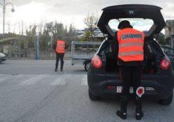 Venafro / Isernia. Contrasto ad ogni forma di criminalità in occasione delle prossime festività natalizie: controllo del territorio da parte dei Carabinieri.