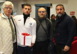 Caserta / Provincia. Al Gran Galà dello sport premio C.O.N.I. Caserta a Giovanni Improta.
