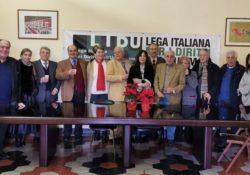 Caserta / Provincia. Lidu: riconfermati i casertani Adele Vairo e Carlo Iacone nel Comitato esecutivo per il triennio 2020/2023.