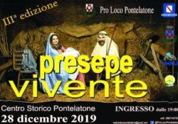 PONTELATONE. Presepe vivente, III edizione: la Pro Loco promuove la sacra rappresentazione nel centro storico cittadino.