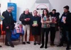 Isernia / Provincia. Il Movimento Cinque Stelle raccoglie giocattoli per i meno fortunati.