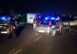 Forlì del Sannio / Venafro. Cercano di eludere i controlli dell'alt dei carabinieri: fermati con la droga.