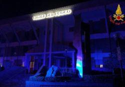 Isernia / Provincia. Giornata Mondiale dell'autismo: la partecipazione del Comando Vigili del Fuoco.