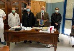 PIEDIMONTE MATESE. 2.500 mascherine donate all'ospedale matesino dal Rotary Club Alto Casertano.