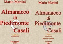 """PIEDIMONTE MATESE. """"L'Almanacco di Piedimonte e Casali"""" di Mario Martini."""
