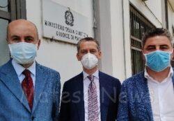 PIEDIMONTE MATESE. Giudice di Pace, partita la sperimentazione delle udienze da remoto fortemente voluta dal Presidente del Tribunale di S. Maria C.V. dott.ssa Maria Gabriella Casella.
