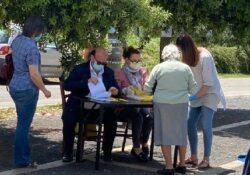 SAN POTITO SANNITICO. Prosegue la campagna di screening con test rapidi ai cittadini residenti: fino ad ora tutti negativi.