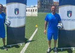 ALIFE. La cittadina ha due neo allenatori di calcio riconosciuti dalla UEFA: si tratta di Angelo De Balsi e Vincenzo de Martinis.