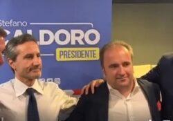 """Caserta / Provincia / Verso le Regionali 2020. Prima conferenza stampa, centrodestra unito: """"Noi siamo sempre qui, quando dobbiamo fare le battaglie siamo sempre uniti""""."""