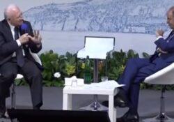 Caserta / Provincia. De Luca con Bruno Vespa all'assemblea Alis: il governatore ripercorre la vicenda coronavirus e parla delle sfide che attendono il Paese. VIDEO.