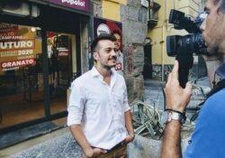 """Caserta / Provincia / Verso le Regionali 2020. Potere al Popolo, Granato si presenta: """"Prendiamoci la Campania, un pezzettino per volta""""."""