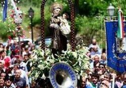 ROCCAMONFINA. Causa covid salta la consueta processione del Santo Patrono Sant'Antonio: ancora purtroppo 25 positivi attuali.