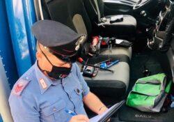 Caserta / Provincia. Ruba autocarro, arrestato dai carabinieri.