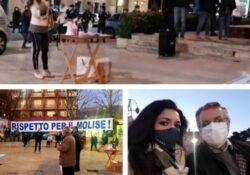 Venafro. Manifestazione in difesa degli ospedali e della sanità pubblica: le mancanza della Regione.