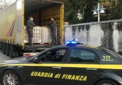 TEANO. Autoarticolato con 22 tonnellate di Gasolio per autotrazione di contrabbando sequestrato dalla Finanza: proveniva dall'Austria.