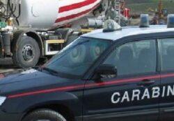 Forlì del Sannio. Operaio addetto ad uno scavo lavorava senza le dovute protezioni: le segnalazioni dei carabinieri.