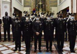 """Venafro / Isernia. L'Arma festeggia la """"Virgo Fidelis"""", Patrona dei Carabinieri: commemora il 79° anniversario """"Battaglia di Culqualber"""" e """"Giornata dell'Orfano""""."""