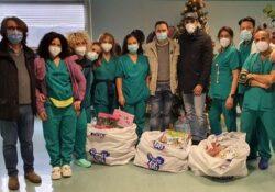 Caserta / Provincia. Natale di beneficenza per i più piccoli, l'Ordine Architetti Caserta dona giochi al reparto pediatrico del Monaldi.