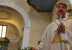"""Guardia Sanframondi. I saluti all'Arcivescovo Battaglia dal gruppo consiliare """"Guardia sei tu"""", ormai arcivescovo metropolita di Napoli."""