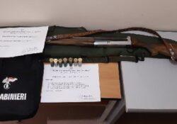 Poggio Sannita /  Pescopennataro. Uso di fucile non consentito: carabinieri forestali denunciano cacciatore.