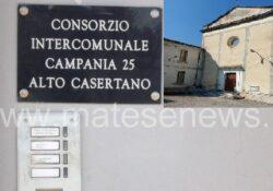 BAIA E LATINA. Ultimati i lavori dell'impianto di riscaldamento nella Chiesa parrocchiale San Lorenzo Martire: opera finanziata dal Consorzio Metano.
