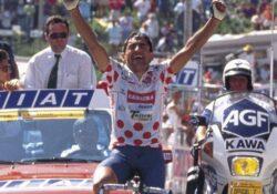 """Guardia Sanframondi. Ci sarà anche Claudio Chiappucci al convegno dal tema """"Il racconto del ciclismo, uomini-storie-passioni""""."""