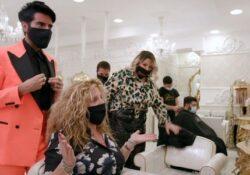"""Limatola. In città le riprese di """"Beauty bus"""", il nuovo format di Real Time col noto Fashion Style, Federico Lauri."""