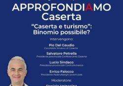 Caserta / Verso le Amministrative 2021. Dibattito al via coi candidati sindaco: Confcommercio, Federalberghi e Confesercenti incontrano Del Gaudio.