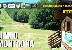 PIEDIMONTE MATESE. Puliamo la montagna, la lodevole iniziativa della UISP sul Matese sul tratto del Giro d'Italia.