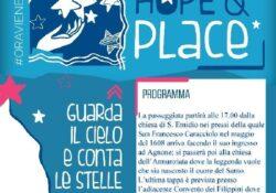 """Agnone. Il Cammino di San Francesco Caracciolo partecipa a """"Ora viene il bello""""."""