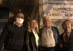 PIEDIMONTE MATESE. Consorzio di Bonifica, si volta pagina; ecco la nuova governance: Della Rocca Presidente, Bergamin vice e Simonelli in Deputazione. VIDEO.