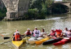 Caserta / Provincia. LiberiAMO i Fiumi, ReNature Italy: domenica 13 giugno a cura di WWF e Federazione Italiana Canoa Kayak – Volturnia Kayak.