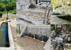 ROCCAMONFINA. Interventi strutturali, opere di abbellimento e di manutenzione straordinaria agli antichi lavatoi.