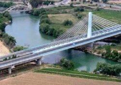 Caserta / Provincia. Ponte fiume Garigliano: approvato schema accordo di programma con la Provincia di Latina.