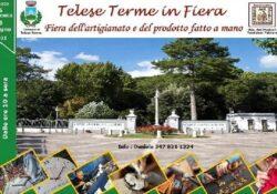 Telese Terme. Fine settimana con la Mostra Mercato dell'Artigianato: sabato 5 e domenica 6 giugno.