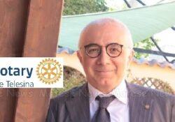 Telese Terme. Rotary Club Valle Telesina: sabato prossimo passaggio di consegne fra Caterina Pellegrino e Ciro Palma per la presidenza.